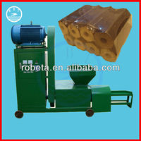 China hot reasonable used rice husk briquette machine
