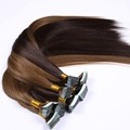 wholesale deep weave unprocessed remy indian tape in virgin hair extension