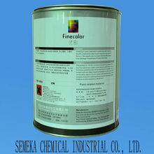 High Quality Weathering Resistant Auto Car Paint Metallic Colors