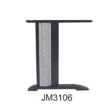 Steady Square Cast Iron Table Base Furniture legs Metal Table Leg