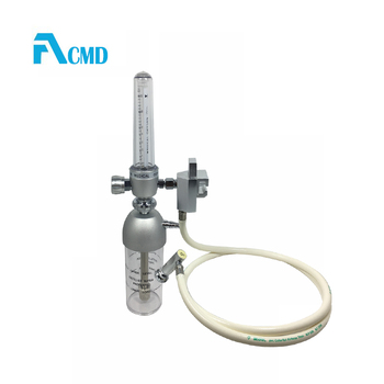 Medical Device Oxygen Regulator With Humidifier And Flow meter for Neonatology