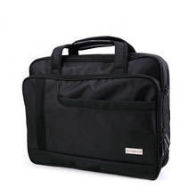 Newest trend fashion computer bags custom men laptop bag briefcase guangzhou factory