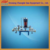 high flow lpg pressure regulator valve