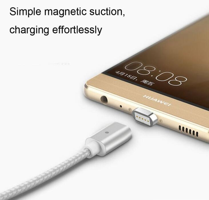 Type C Magnetic charger Cable USB C Type-C Charging Cable for Xiaomi Mi 4C Letv Nexus 5X/6P Oneplus2 Meizu Pro