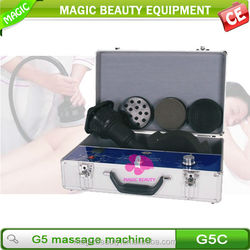 Portable g5 massage/personal massage device