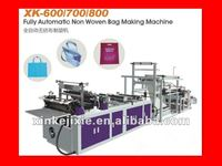 Full Automatic vest bag/shopping bag/carry bag non woven bag making machine