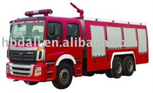 Auman fire fighting truck