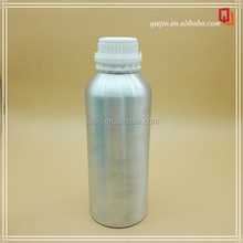 custom logo essential oil aluminum bottle 30ml 50ml 100ml 120ml 150ml 200ml 250ml 350ml 400ml aluminum bottles caps for oil