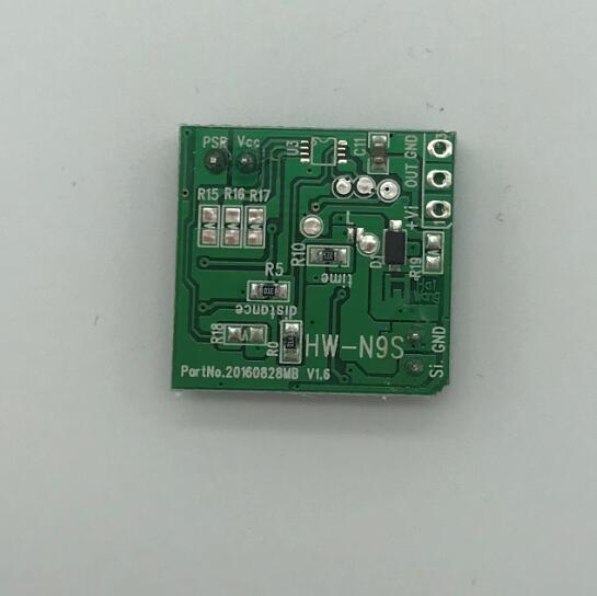microwave motion sensor module HW-N9MW for ceiling light microwave radar module