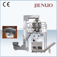 Automatic jienuo zip lock bag filling machine