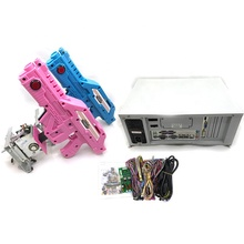 Simulator Coin Pusher Arcade Games Motherboard 3 in 1 Ultra Firepower Guns Shooting kits Paradise Lost/