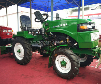 2017 new type Huaxia mini tractor for hot sale