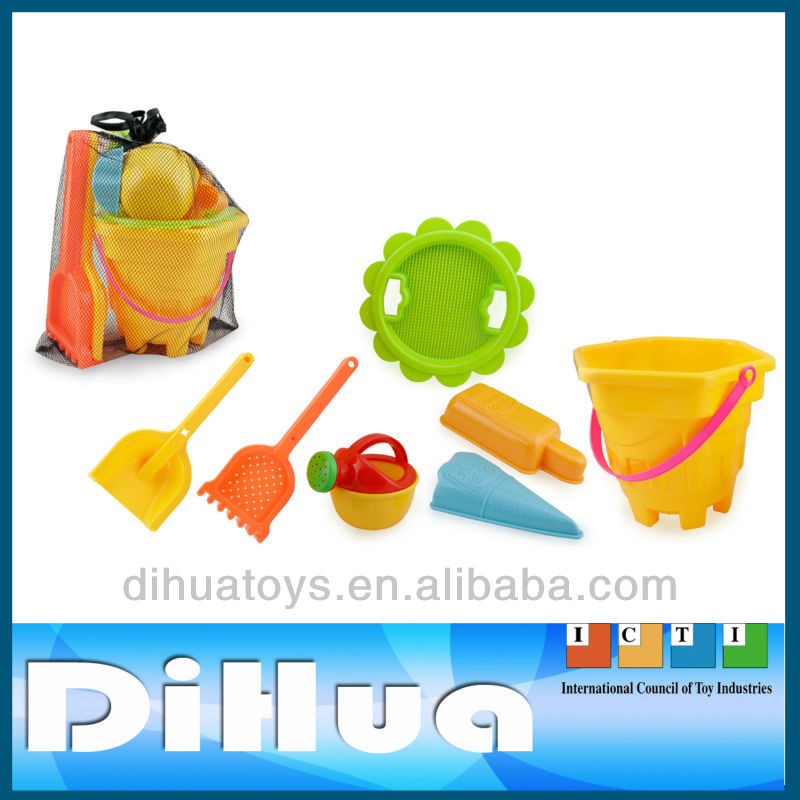 Toy Beach Shovel Set with Sand Shovel and Sand Filter