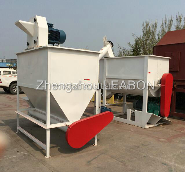 Hot selling Mobile Sheep Feed Mixer Wagon for Sale