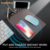 Multi functional office home desk computer organizer gaming mouse pad with wireless charger