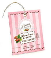 Closet Hanging Fragrance Sachet,Clothes Scent Sachet