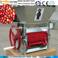 Professional coffee bean pulping machine 0086-15838170932