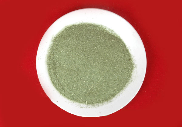 Wheatgrass Powder Health food and food additive Reduce the risk of cancer