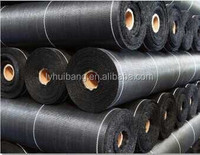 Black biodegradable agricultural plastic mulch film