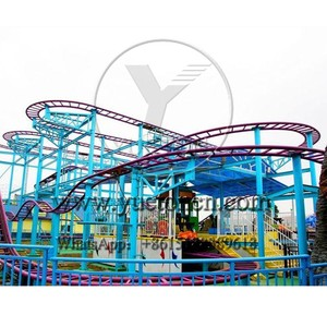 Best Big Cheap Backyard Outdoor Mini Roller Coaster For Kids