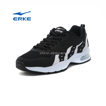 2017 New brand black white manufacturers air athletic wholesale ERKE running shoes