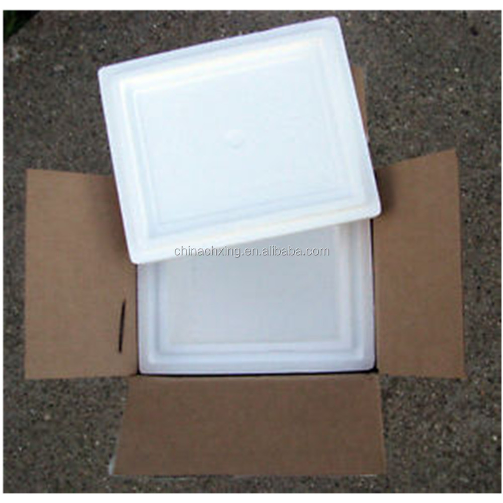 Expandable Polystyrene EPS Foam Styrofoam Cooler Box factory Price