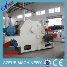 China Drum Chipper Machine For Wood Logs
