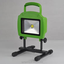 high power 20W COB bright rechargeable led work light