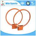 basketball solid steel basket rim net set