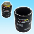 wholesale OEM promotional PU tire can cooler