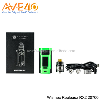 200w Output Wattage Wismec Reuleaux Rx2 20700 With Gnome Kit From Ave40
