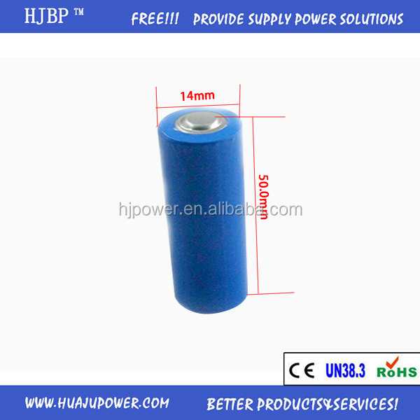 Gold Manufacturer Supply Li-MnO2 Battery 3v Aa 1800mah Battery Cr14505se for Military Systems