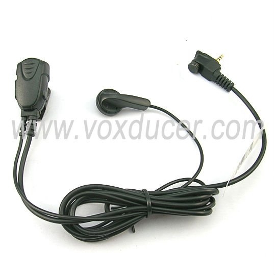 [E1801-850] New product in ear earphones for Nextel radio MTH650 MTH800 MTH850 MTH600 MTP850