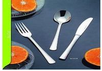 Hotel Stainless Steel Knife Fork Spoon Tableware