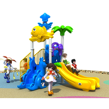 Amazing Cheap Kids Used Outdoor Playground Equipment Playland Slide For Sale
