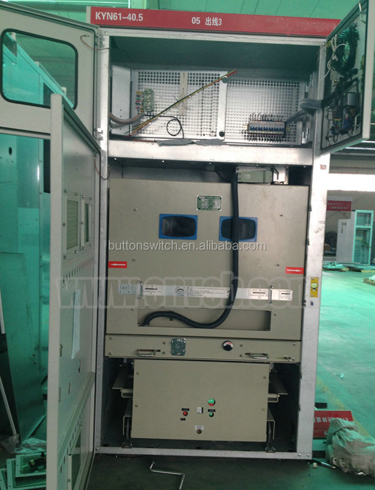 SW24 high voltage metal-enclosed switchgear distribution panel