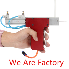 Ruifeng Brand Pneumatic Tagging Gun Pneumatic Tag Gun For Socks/Golves/Scarves/Carpets tagging Max Thickness 100mm Custom Design