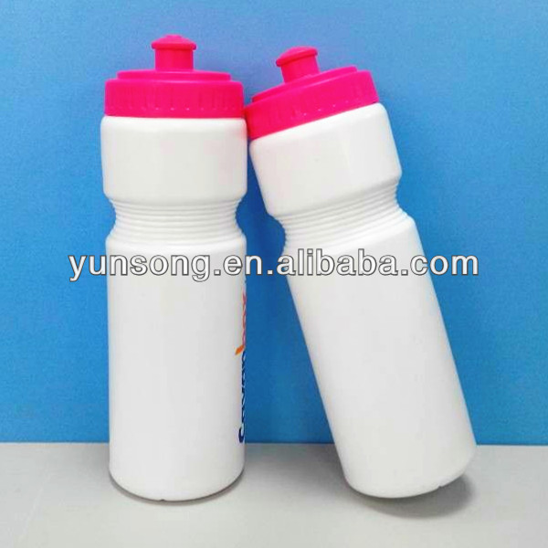 China plastic water bottle distributor