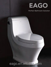 EAGO Modern style One piece Toilet with CUPC