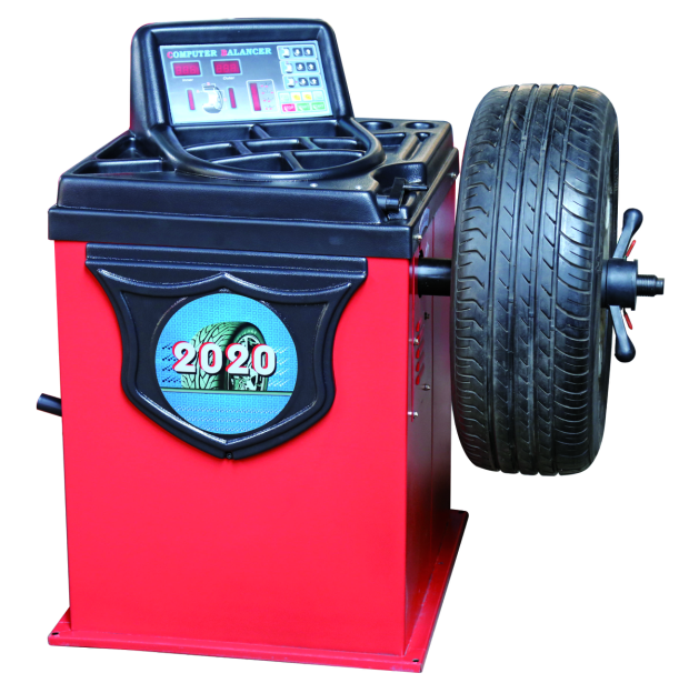 Economical Tyre Dynamic Balance Instrument Car Wheel Balancing Machine Price