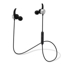 New Design Magnet Stereo Headset Wired Earphones For Mobile Phone bluetooth earphone noise cancelling-R1615