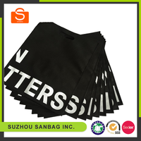 fashion handled style and non woven foldable shopping bag