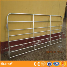 Cheap portable galvanized used horse corral panels