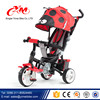 Beautiful fashion 4 in1 tricycle for kids/Yimei factory direct supply best tricycle for 1 year old child/cartoon baby tricycle