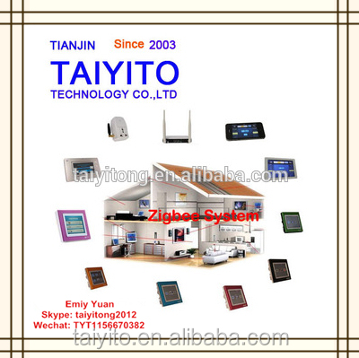 TAIYITO Best Sale Stable Wireless Home Automation wifi / zigbee /zwave light switch
