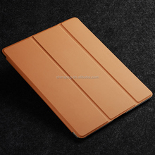 for ipad air1/2 standing holder, Smart Magnetic PU Leather Tablet Case for ipad Air1/2
