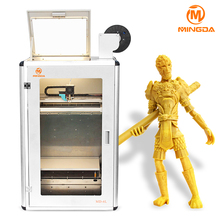 2017 Easy operation iphone case 3d printer in MINGDA manufacture digital metal 3d printer