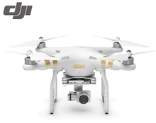 Dji Phantom 3 Professional Quadcopter Drone With Parts