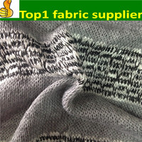 shaoxing 100%polyester imitating knited fabric jacquard fabric cation fabric