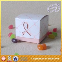 Luxury Hot-Sale Paper Chocolate Box With Gold Trims